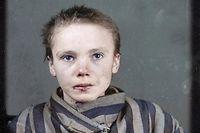 Zum Leben (wieder-)erweckt: Die Gefangene Nummer 26947, die 14-jährige Czesława Kwoka.