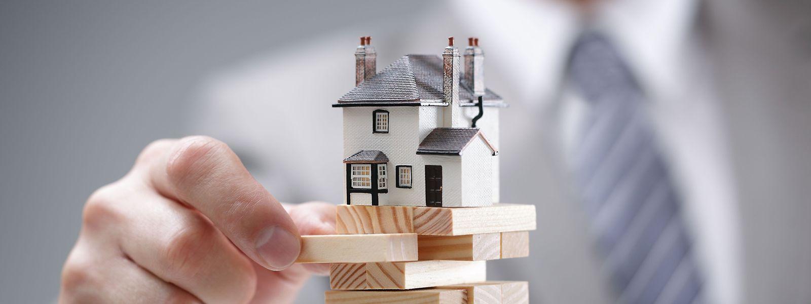 Der Markt für Wohnimmobilien drohe zu überhitzen, heißt es in einem Bericht, der Ende November vorgestellt wurde.