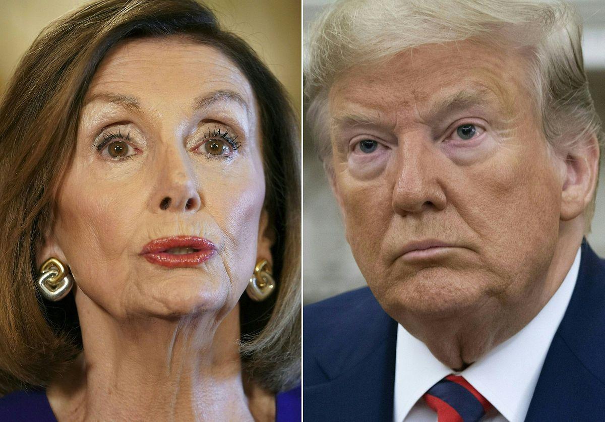 Nancy Pelosi vs Donald Trump: la guerre est déclarée