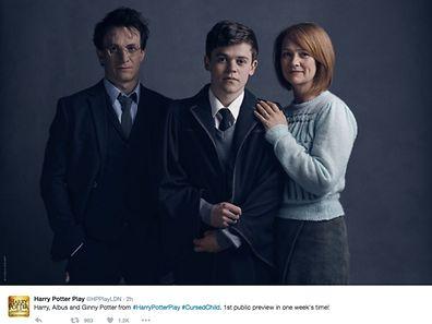 Harry Potter, du grand écran  au théâtre
