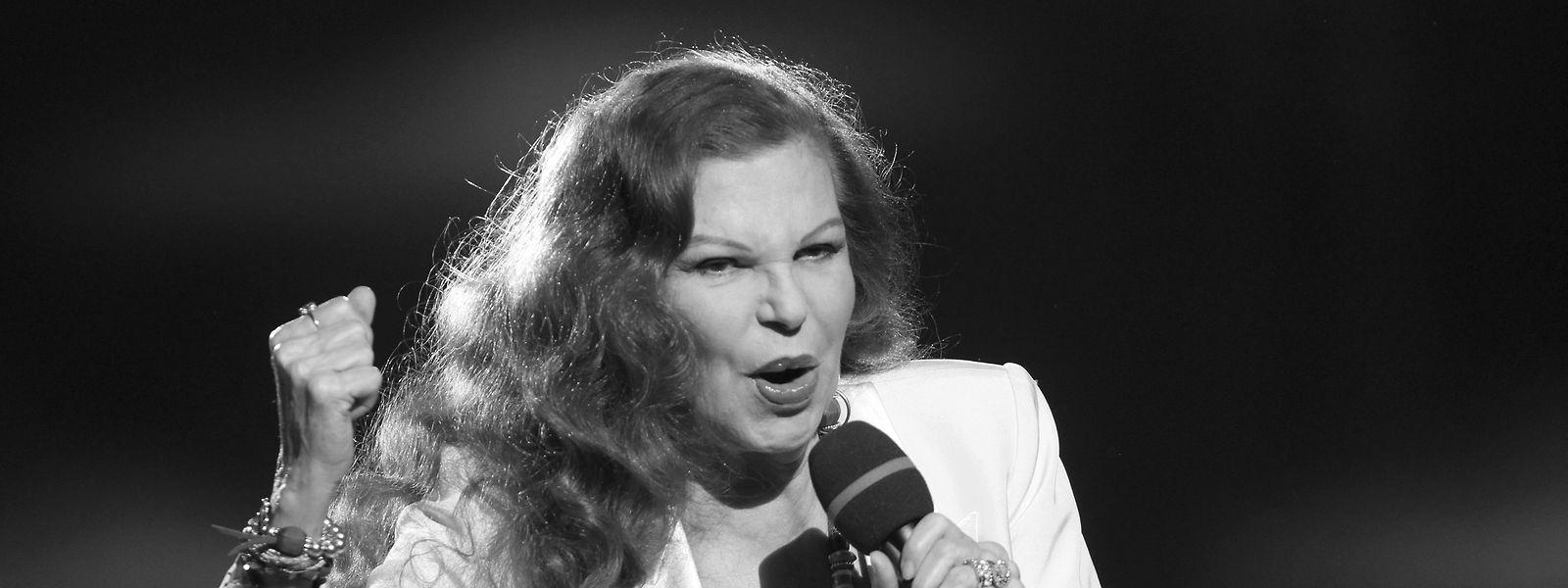 Die italienische Schlager- und Chansonsängerin Milva ist tot. Das bestätigte ihre Tochter der italienischen Nachrichtenagentur Ansa am Samstag.
