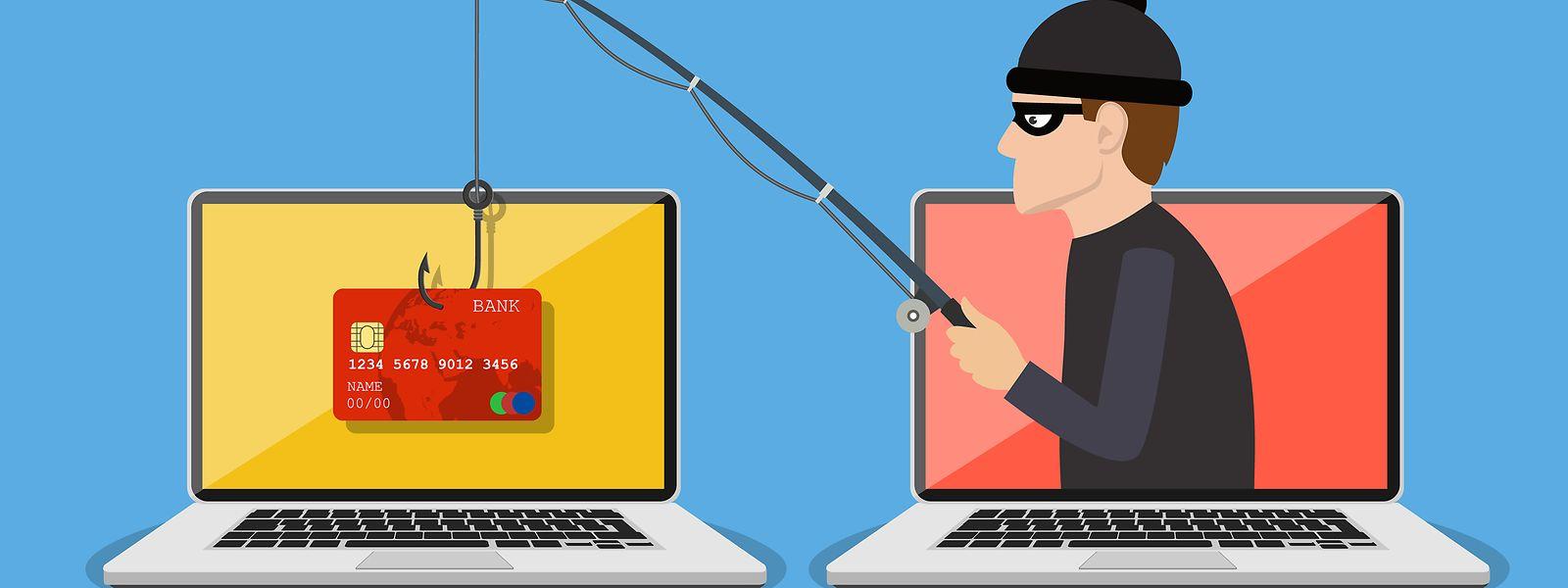 Wenn das E-Mail-Passwort gehackt wurde, besteht die Gefahr, dass über den Account die Passwörter aller anderen Benutzerkontengeändert werden und man so keinen Zugang mehr hat.