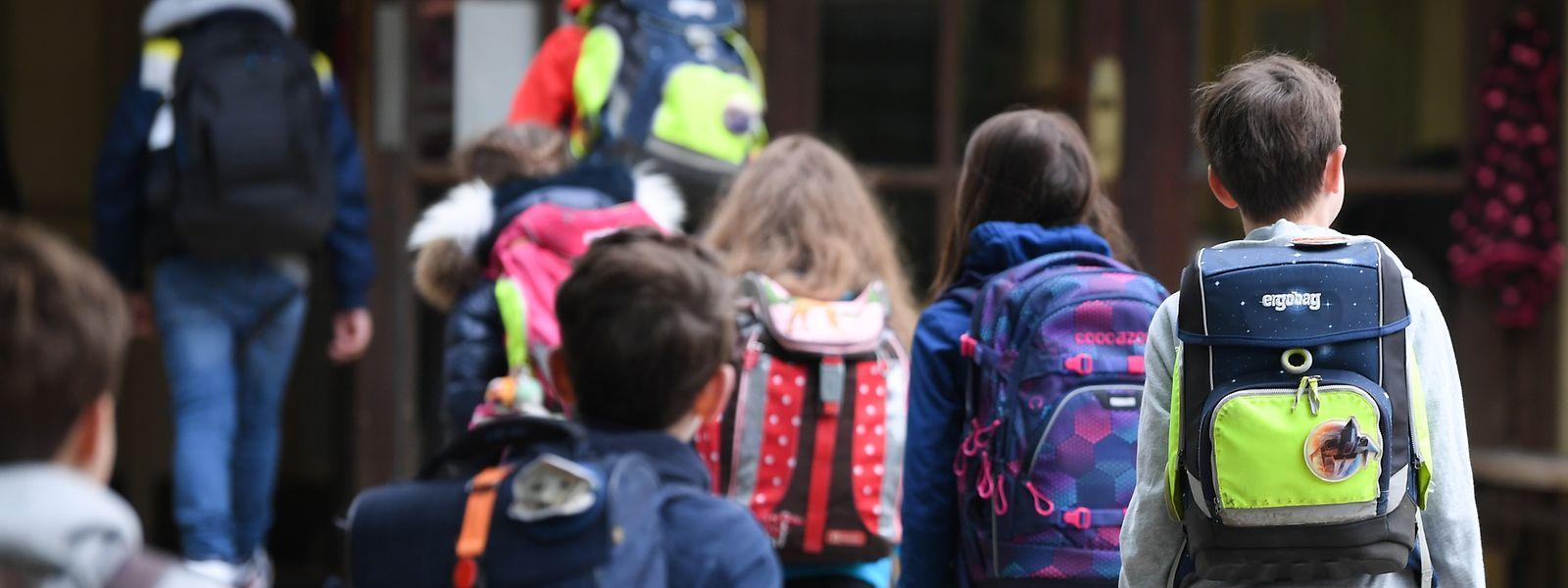 In der Woche des 16. November wurden 711 Schüler und 77 Lehrer positiv auf das Corona-Virus getestet.