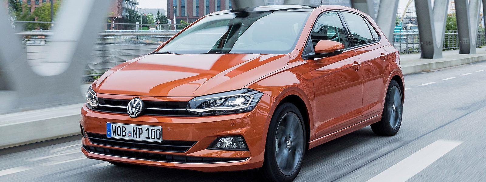 Der neue VW Polo knackt erstmals die Vier-Meter-Schallmauer und folgt damit dem Beispiel der Konkurrenz.