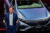 Mercedes-Vorstandsmitglied Markus Schäfer.