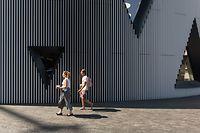 Lokales, 1 Jahr Luxembourg Learning Center Belval, Uni.lu, Foto: Lex Kleren/Luxemburger Wort