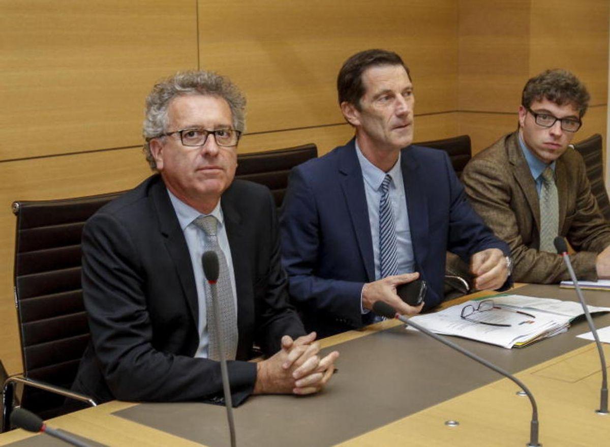 Am Freitagnachmittag muss Gramegna der Finanzkommission erneut Rede und Antwort stehen.