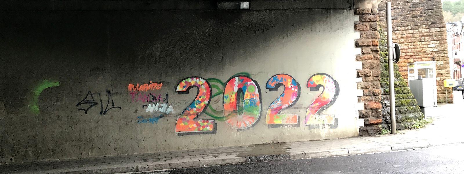 Après les turbulences du lancement, pour cause de changement d'équipe communale, Esch 2022 connaît un nouveau sursaut.