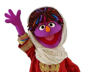 """A Sesame Street Afghan muppet called Zari is seen in this handout image provided to Reuters on April 1, 2016.   Zari, a curious and lively girl whose name means """"shimmering"""" in both the Dari and Pashto languages, makes her debut on April 7, 2016 on the """"Baghch-e-Simsim"""" Afghan local co-production of the long-running U.S. educational TV show for pre-schoolers.REUTERS/Sesame Workshop/John E. Barrett/Handout via Reuters      ATTENTION EDITORS - THIS PICTURE WAS PROVIDED BY A THIRD PARTY. REUTERS IS UNABLE TO INDEPENDENTLY VERIFY THE AUTHENTICITY, CONTENT, LOCATION OR DATE OF THIS IMAGE. EDITORIAL USE ONLY. NOT FOR SALE FOR MARKETING OR ADVERTISING CAMPAIGNS. NO RESALES. NO ARCHIVE. THIS PICTURE IS DISTRIBUTED EXACTLY AS RECEIVED BY REUTERS, AS A SERVICE TO CLIENTS      TPX IMAGES OF THE DAY"""