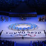 Cerimónia oficial marca o início dos Jogos Olímpicos