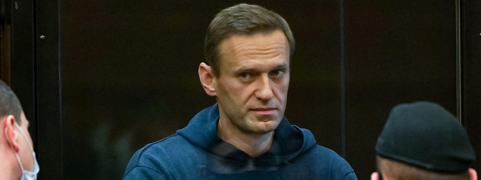 Der russische Oppositionspolitiker Alexej Nawalny wurde zu einer mehrjährigen Haftstrafe verurteilt.