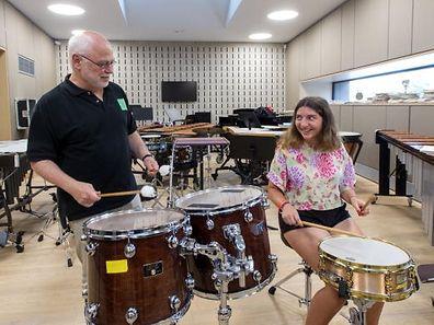 L'accord s'adressera à la section F de l'Athénée, qui regroupe les élèves s'orientant vers une profession liée à la musique.