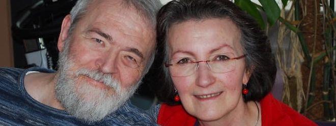 Christiane Felten und Roby Noël sind seit vier Jahrzehnten verheiratet.