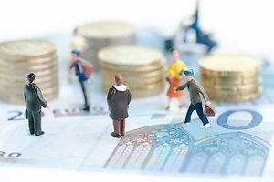 Le salaire social minimum passera de 1.922 euros à 1.949 euros mensuels