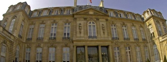 Umkämpft: der prachtvolle Élysée-Palast