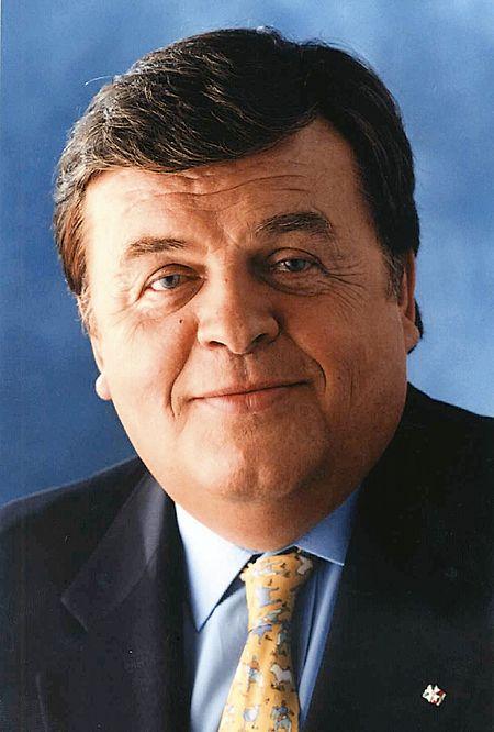 Von der Garage in Bartringen zum größten Privatsender Europas: Prof. Dr. Helmut Thoma (hier ein Bild von 2002) stand zwölf Jahre an der Spitze von RTL.