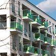 27.3.2017 Luxembourg, Kirchberg,  Immobilien, Immo, Bauten, Wohnung, Wohnungsbauplan, Wohnungen, billig wohnen, teuer wohnen,  photo Anouk Antony