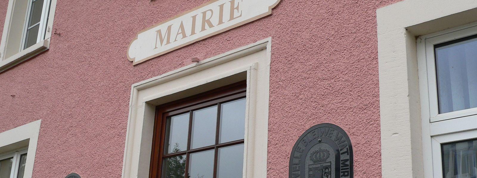 Rathaus Gemeindehaus Wahl