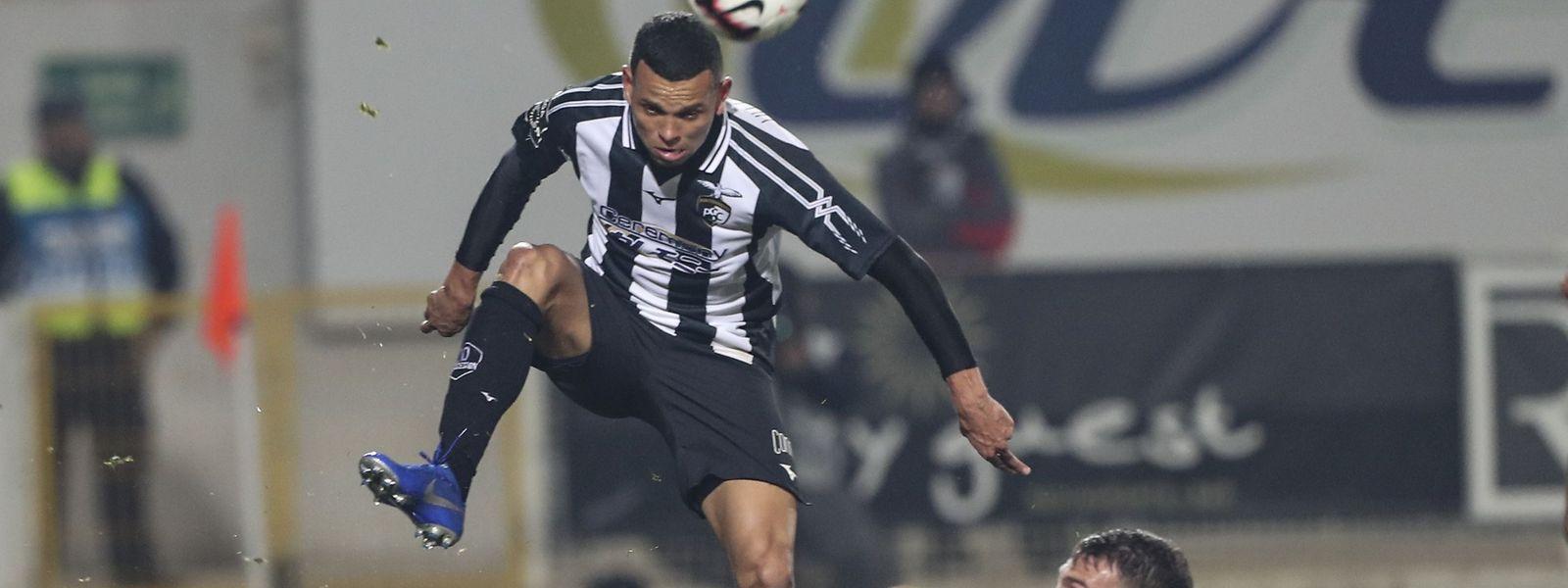 Portimonense e Braga empataram a uma bola.