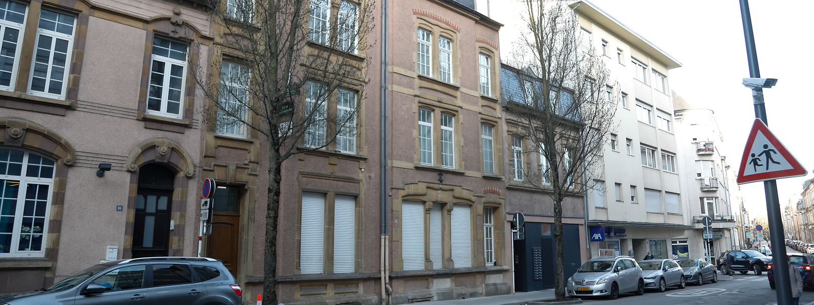 Nach der Renovierung beginnt ein neues Kapitel für die Gebäude auf Nummer 74 bis 78 in der Rue Adolphe Fischer.