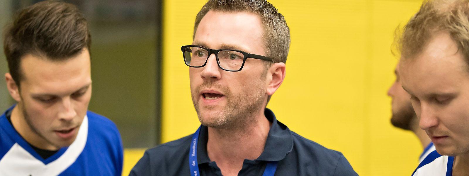 Erny Hoffmann war von Februar bis Dezember 2016 Trainer der ersten Mannschaft des HBD.