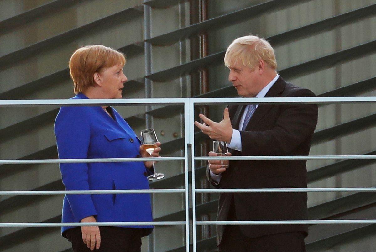 Einer der Kernpunkte der Diskussionen in Berlin war der Backstop.