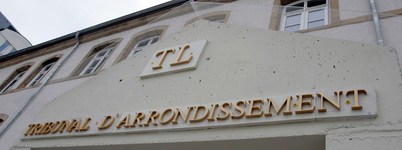 Die beiden Männer wurden am Donnerstagmorgen vor dem Bezirksgericht Luxemburg verurteilt.