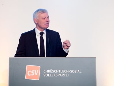 CSV-Nationalkongress Ettelbruck luxembourg le 25.03.2017 Photo christophe Olinger