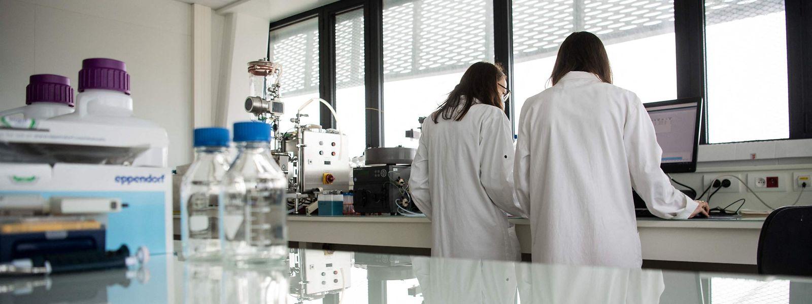 A ce jour, 2,4 millions de tests PCR covid ont été analysés au Luxembourg. Dont 1,4 million dans le cadre du dépistage massif organisé par le gouvernement (Large scale testing)