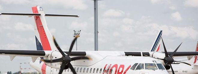 HOP! est une compagnie d'Air France.