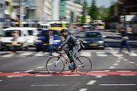 Fahrrad im Verkehr - Photo : Pierre Matgé