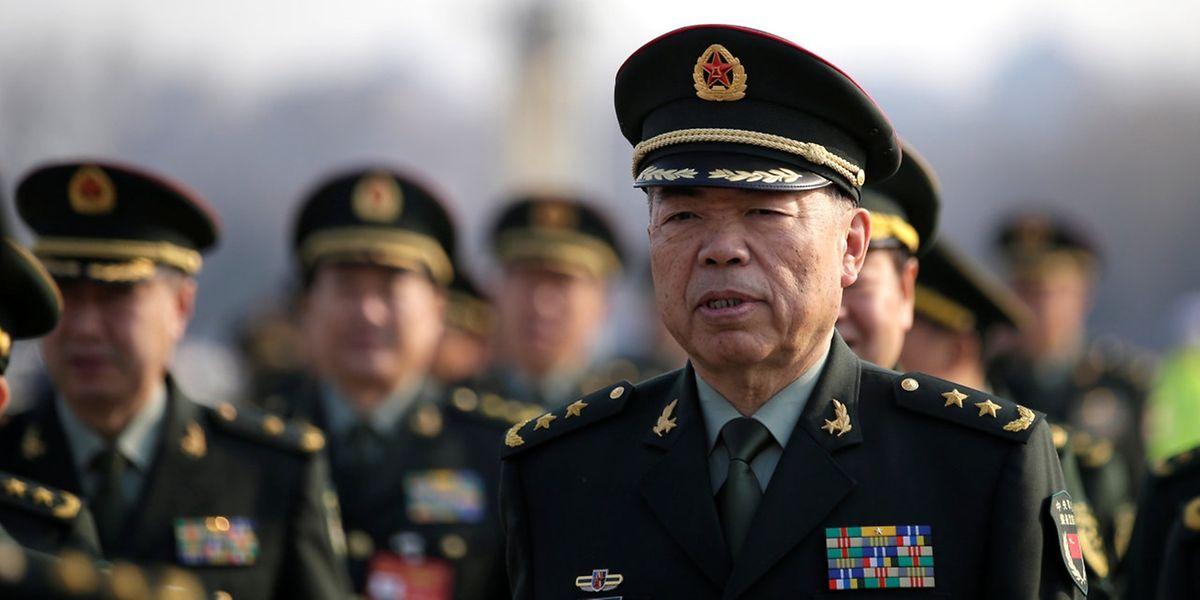 China gibt heute mehr für sein Militär aus als seine Nachbarn Japan, Südkorea, die Philippinen und Vietnam zusammen.