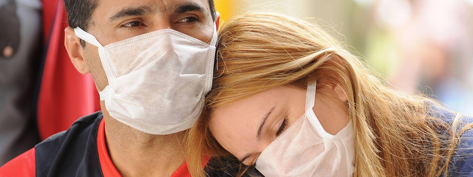 Le port du masque a considérablement réduit la circulation des virus respiratoires cet hiver. Et ce qui est vrai pour le covid l'est aussi pour la grippe.