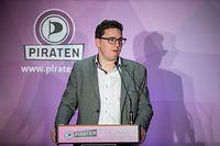 IPO, Landeskongress Piraten.Sven Clement,Foto: Gerry Huberty/Luxemburger Wort