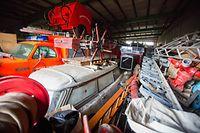 Pompiershal / Pompiersmusée, Foto Lex Kleren