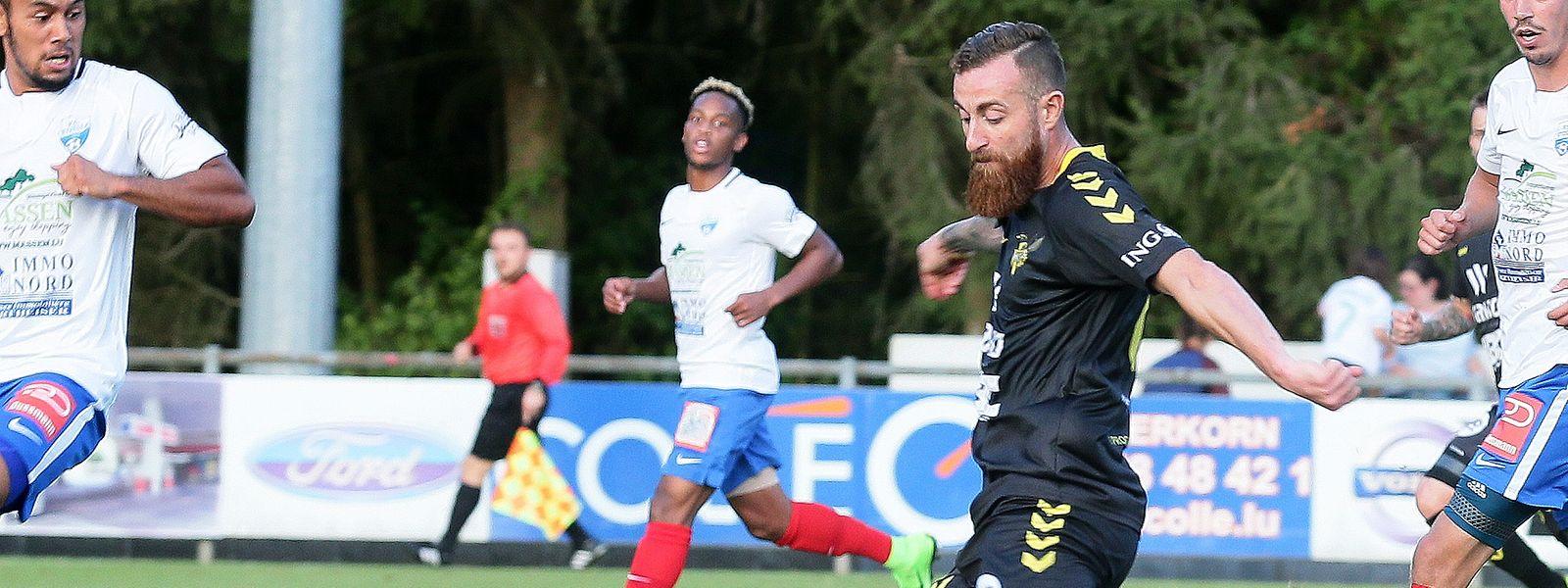Alexsandre Karapetian a inscrit mercrdi son premier but dans le championnat 2018-2019
