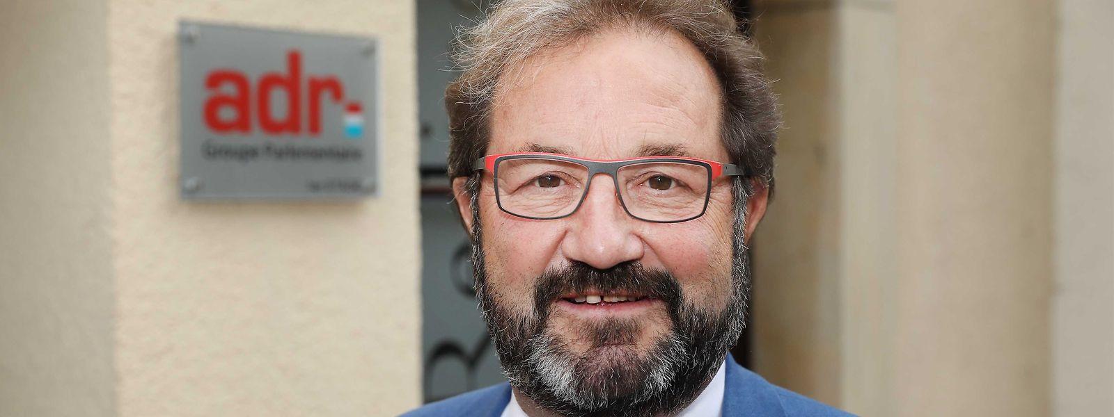 Gast Gibéryen a derrière lui une carrière de 31 ans comme député de l'ADR