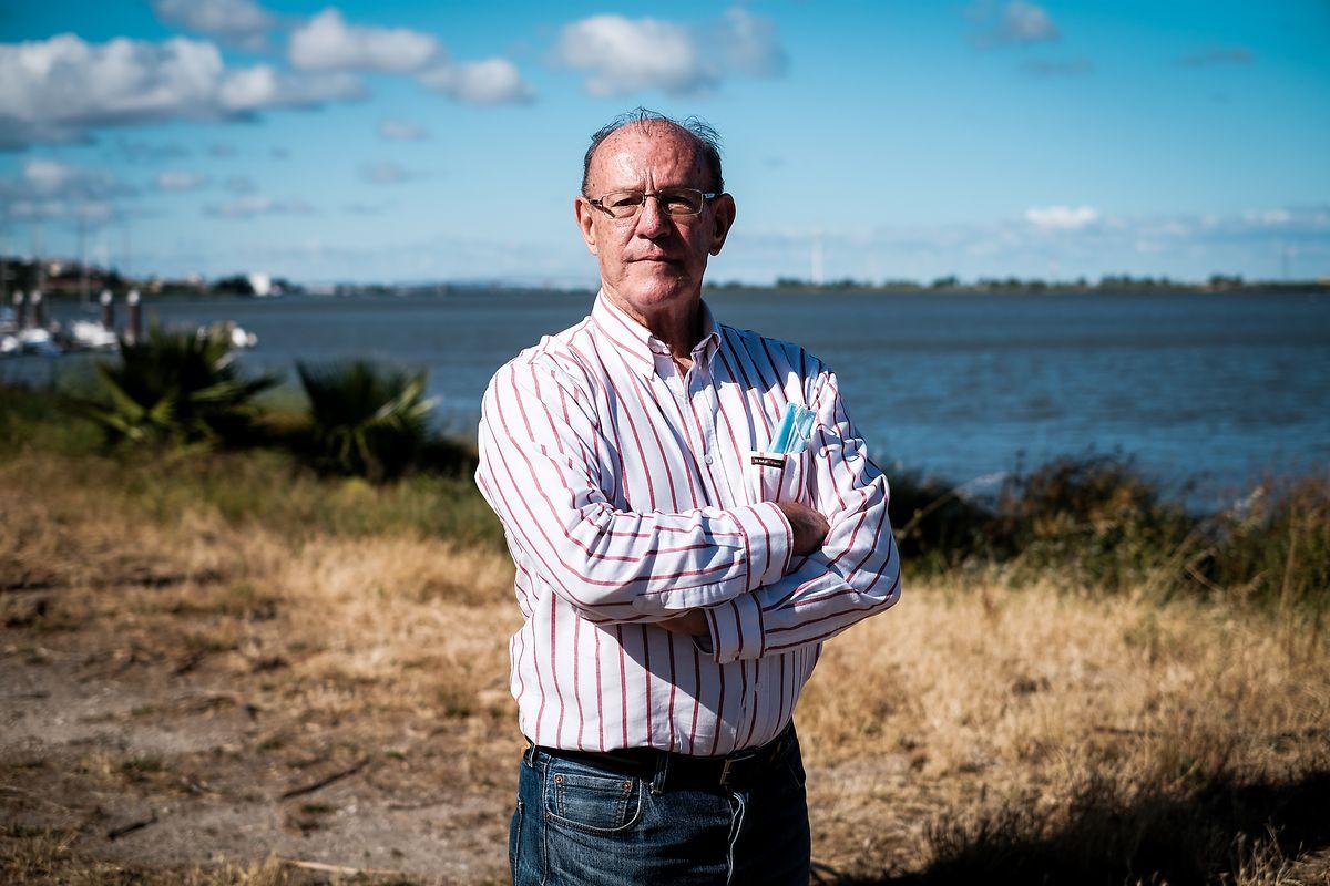 António Carmona Rodrigues, professor de Hidrologia da Universidade Nova de Lisboa e um dos maiores especialistas portugueses em Recursos Hídricos.