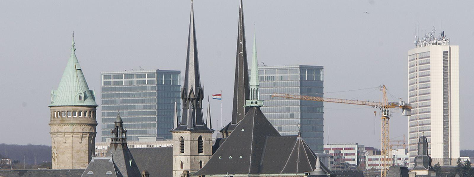 Die Mieten für Büroräume werden in Luxemburg immer teurer.