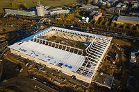 Neien Stadion op der Cloche d'or - Photo : Pierre Matgé