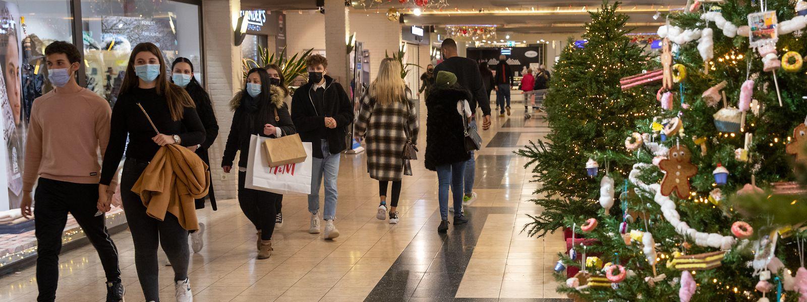 Der OGBL will den Einzelhandel durch neue Maßnahmen unterstützen.