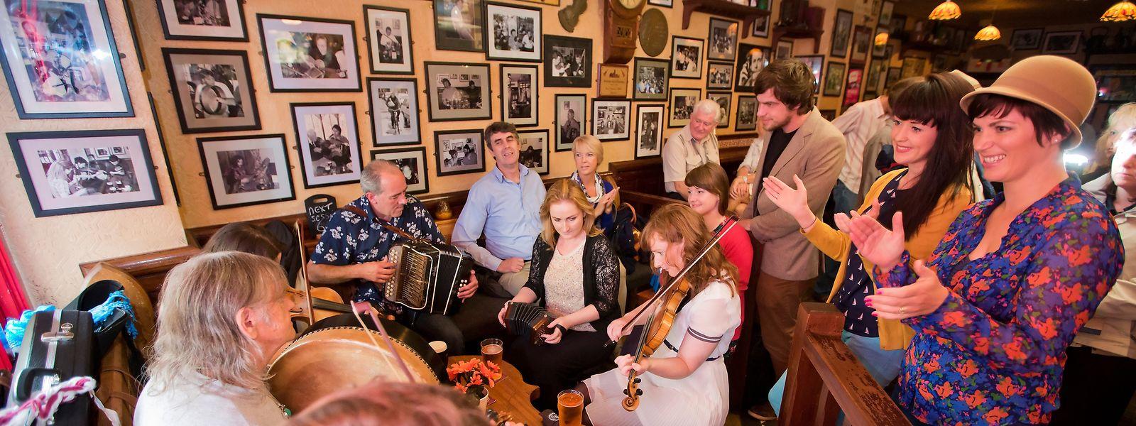 Im Pub geht's ab: Galway steht für gelebten Gemeinschaftssinn.