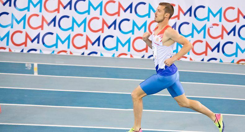 Charel Grethen / Leichtathletik, CMCM Indoor Meeting / Luxemburg / 02.02.2019 / Foto: kuva