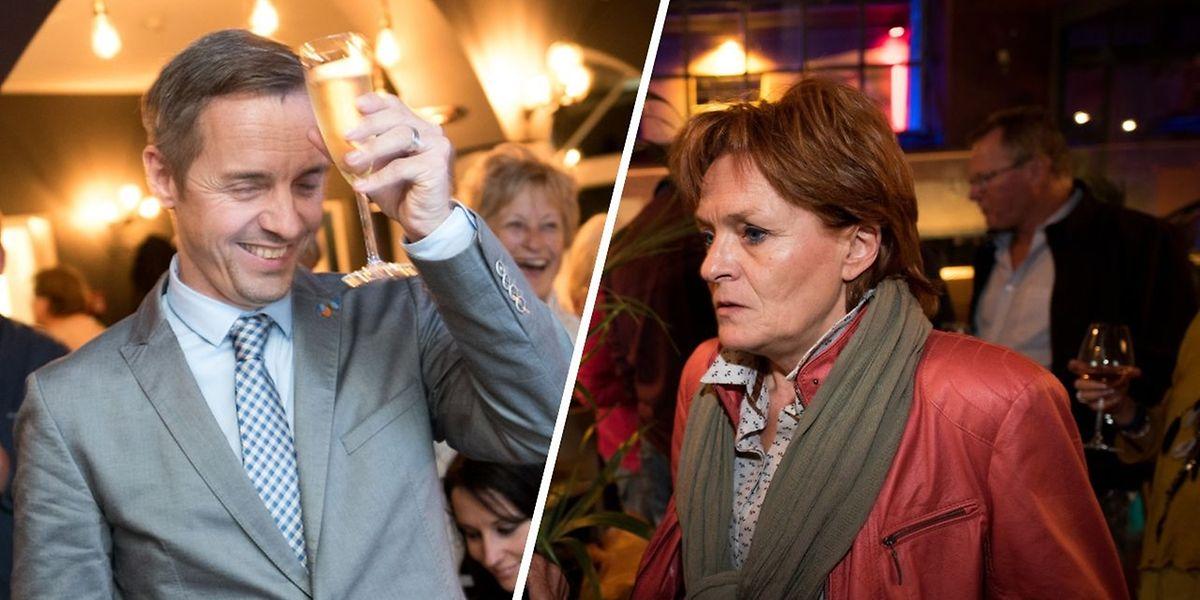 Dans la plupart des communes à scrutin proportionnel, le CSV est sorti vainqueur comme c'était le cas à Esch-sur-Alzette, jusqu'ici fief de la gauche, où Georges Mischo (CSV) a ravi la vedette à la bourgmestre sortante, Vera Spautz (LSAP).