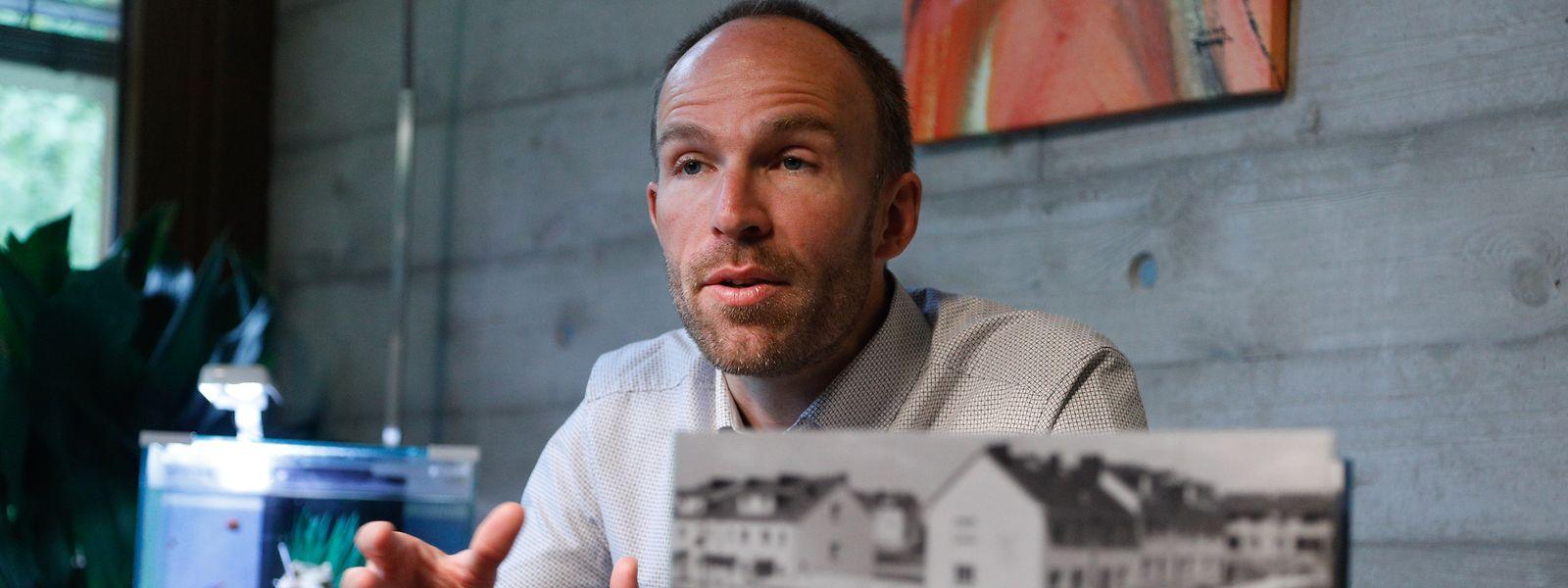 Guy Entringer, le directeur de la SNHBM enjoint le monde politique à agir sur le marché de l'immobilier pour faire baisser la demande