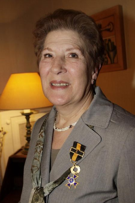 Heroína de Pina em 2009