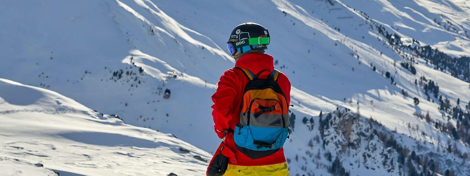Noch ist nicht klar, ob die Wintersportsaison 2020/21 stattfinden kann.
