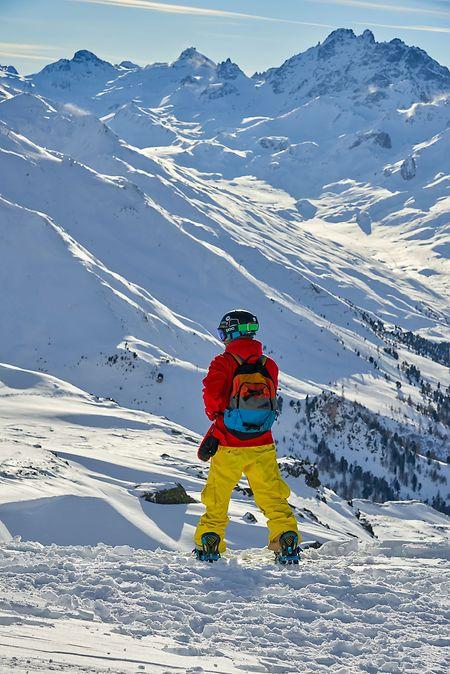 Sportspaß auf der Piste statt Party in der Almhütte: Vor allem in Ischgl bemüht man sich darum, die Wintersportsaison so sicher wie nur möglich zu gestalten.