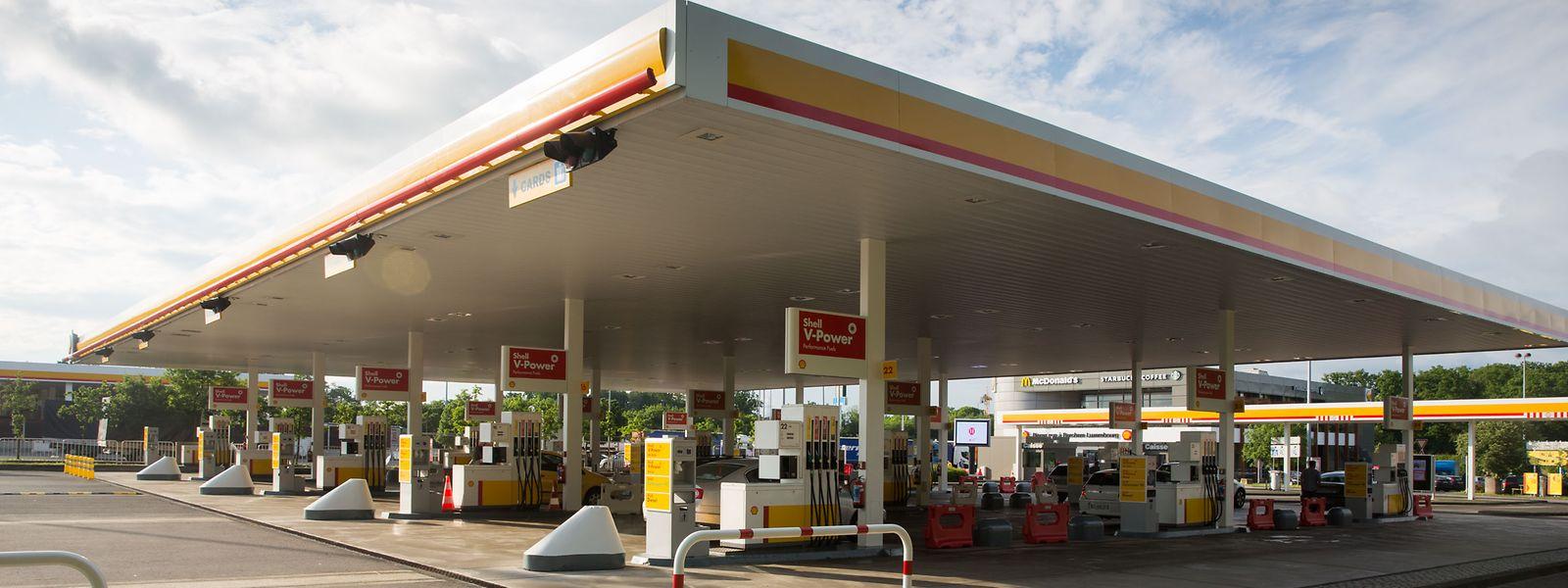 La limitation des flux frontaliers a entraîné une baisse de 16% des ventes de carburant sur les cinq premiers mois de l'année au Luxembourg