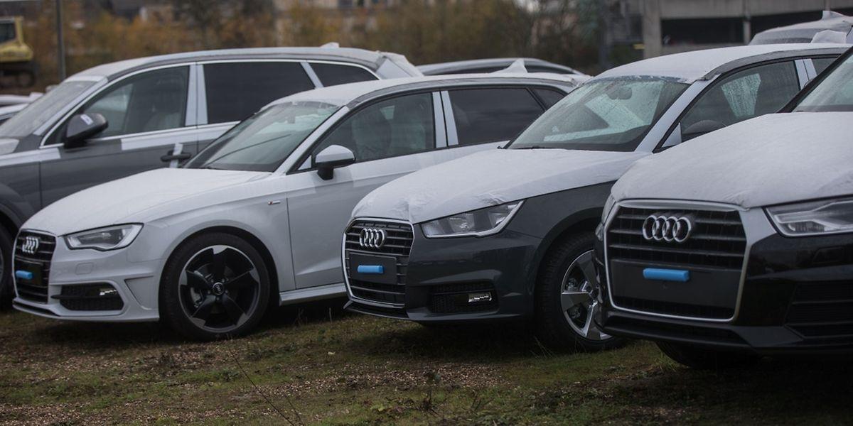 Auch die Marke Audi steckt tief im Abgasskandal.